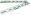 ALU - šína 4m / 1,5t dělená 2+2m k portál. jeřábu SPLIT
