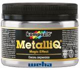 Barva na písmo stříbrná Metalliq 105ml