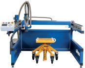 OPTIMO Blueline vodící zařízení pro pískovací stroje