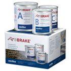 BBrake - protiskluzový transparentní lak 250ml