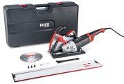 FLEX DCG L 26-6 230 Set s odsáváním a lištou 800mm