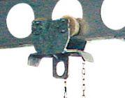 Pojezdová kočka pro port. jeřáb SPLIT nosnost 2t, 14cm