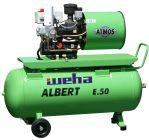 Kompresor Atmos Albert E.50/270 870 l/min šroubový