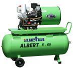 Kompresor Atmos Albert E.65/270 1000 l/min šroubový